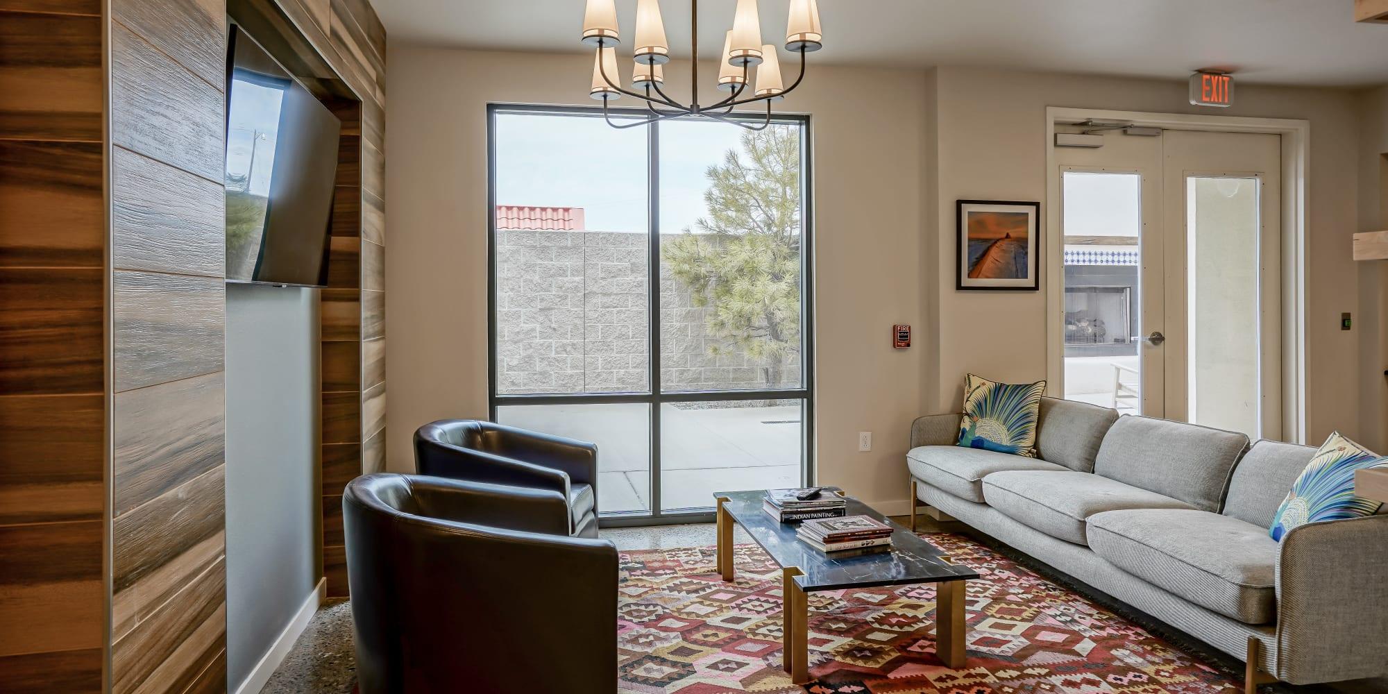 Capitol Flats apartments in Santa Fe, New Mexico