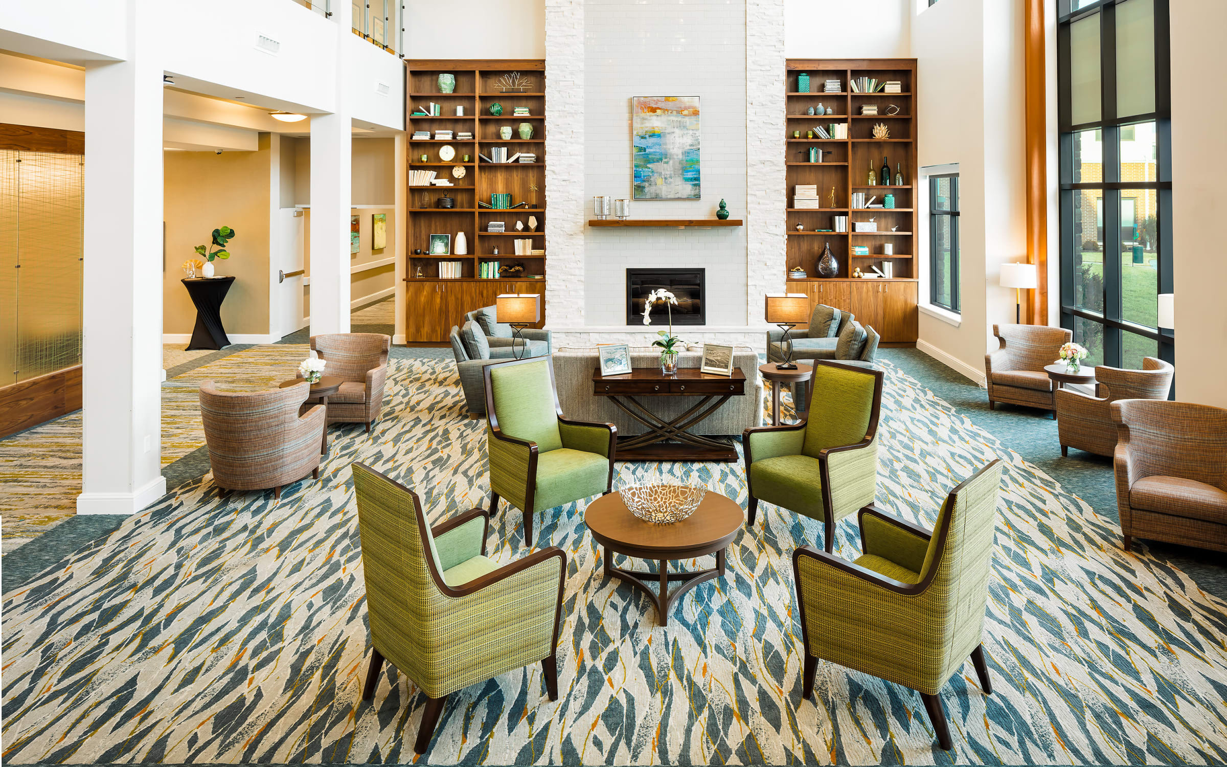 Services and amenities at Anthology of Mason in Mason, Ohio