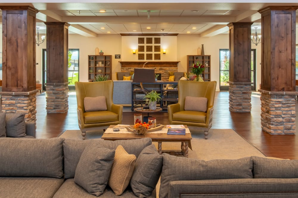 Comfort you can call home at Pine Grove Crossing in Parker, CO