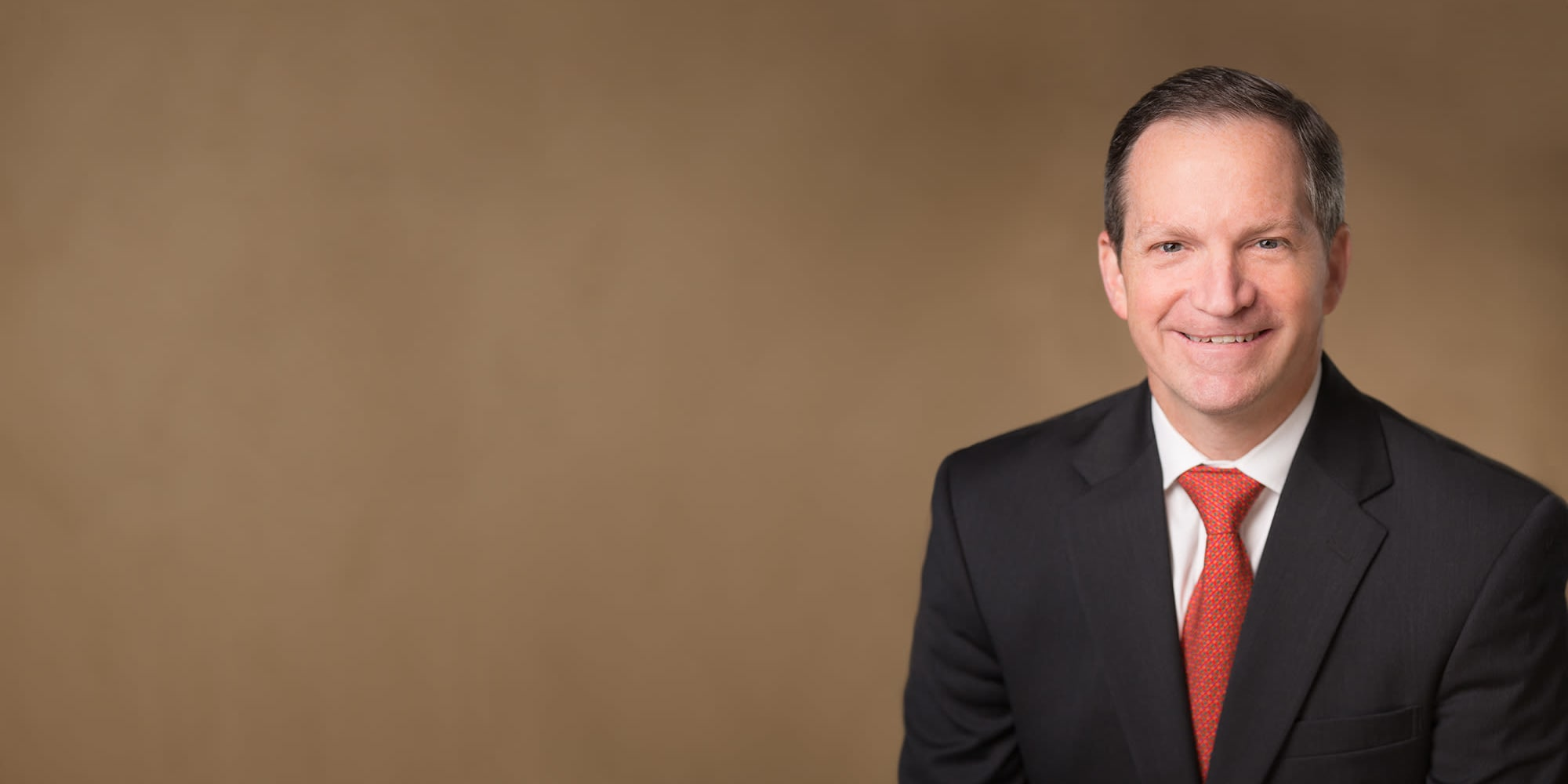Ed Stoner, Executive Director at Touchmark in the West Hills in Portland, Oregon