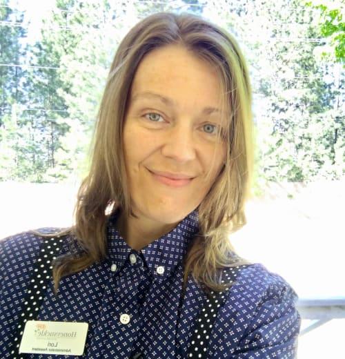 Lori Tolleson at Honeysuckle Senior Living in Hayden, Idaho