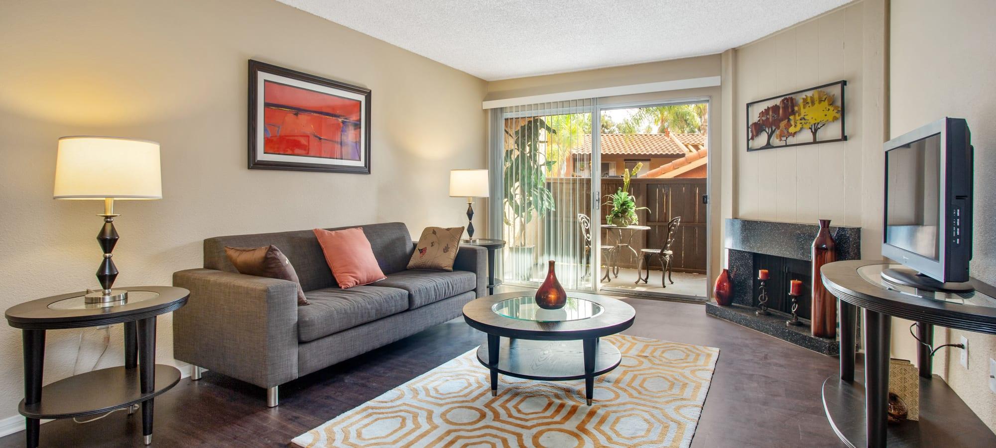 Oceanside, California apartments at Shadow Ridge Apartments