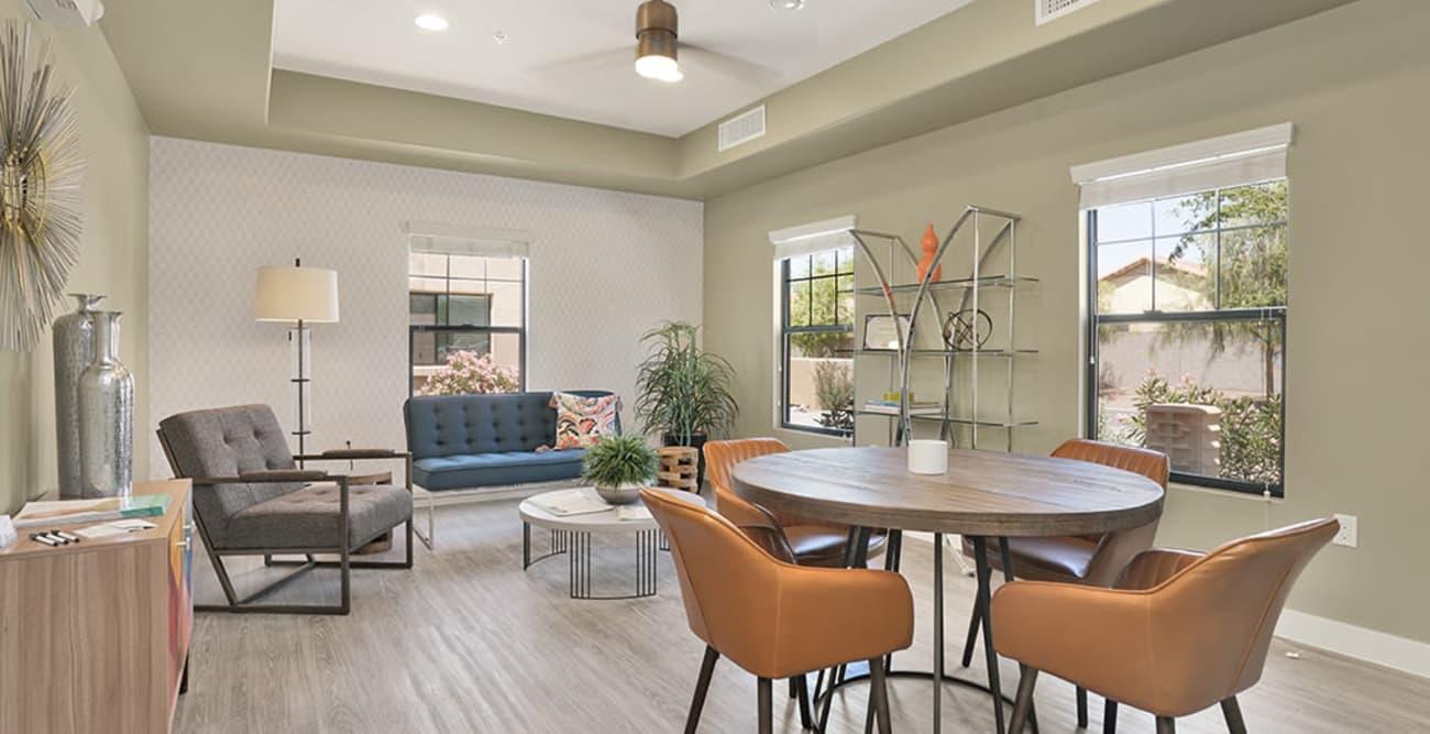 Hacienda Del Rey offers a common room in Litchfield Park, Arizona