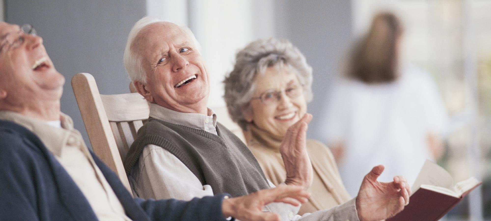 Senior living options at Broadwell Senior Living in Kearney, Nebraska