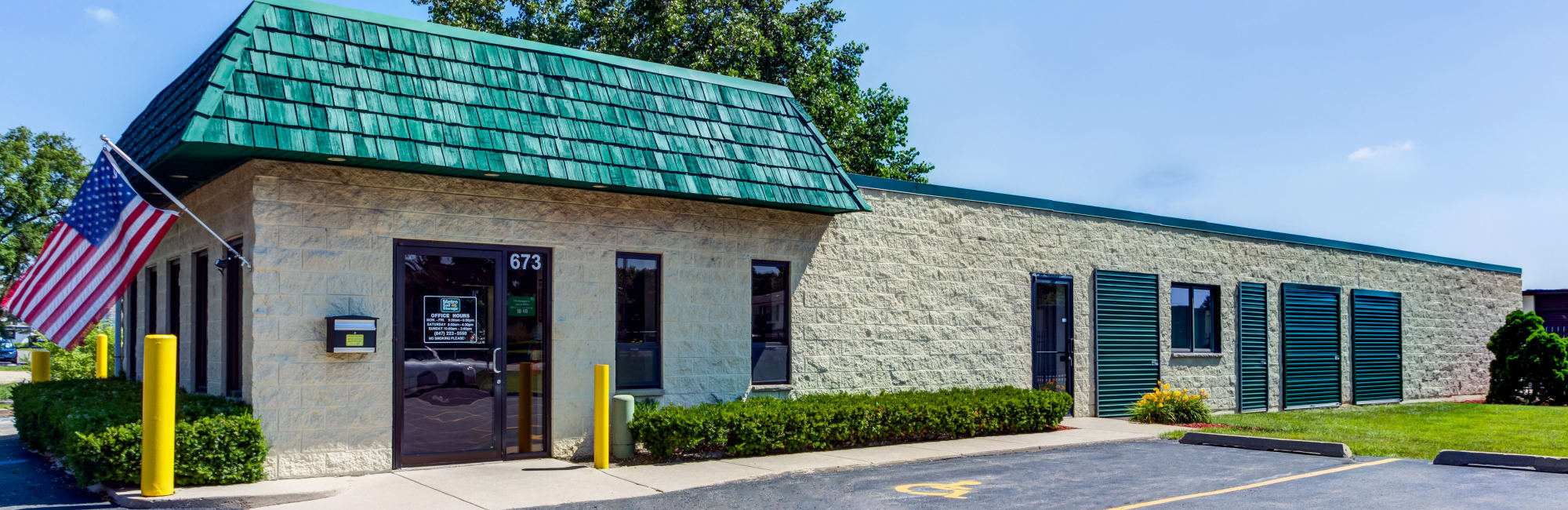Metro Self Storage in Grayslake, IL