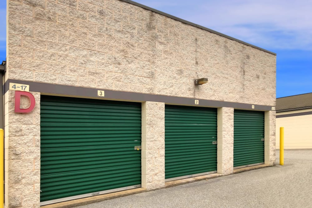 Self Storage Units Central Hanover, PA near Broadway | Capital Self ...