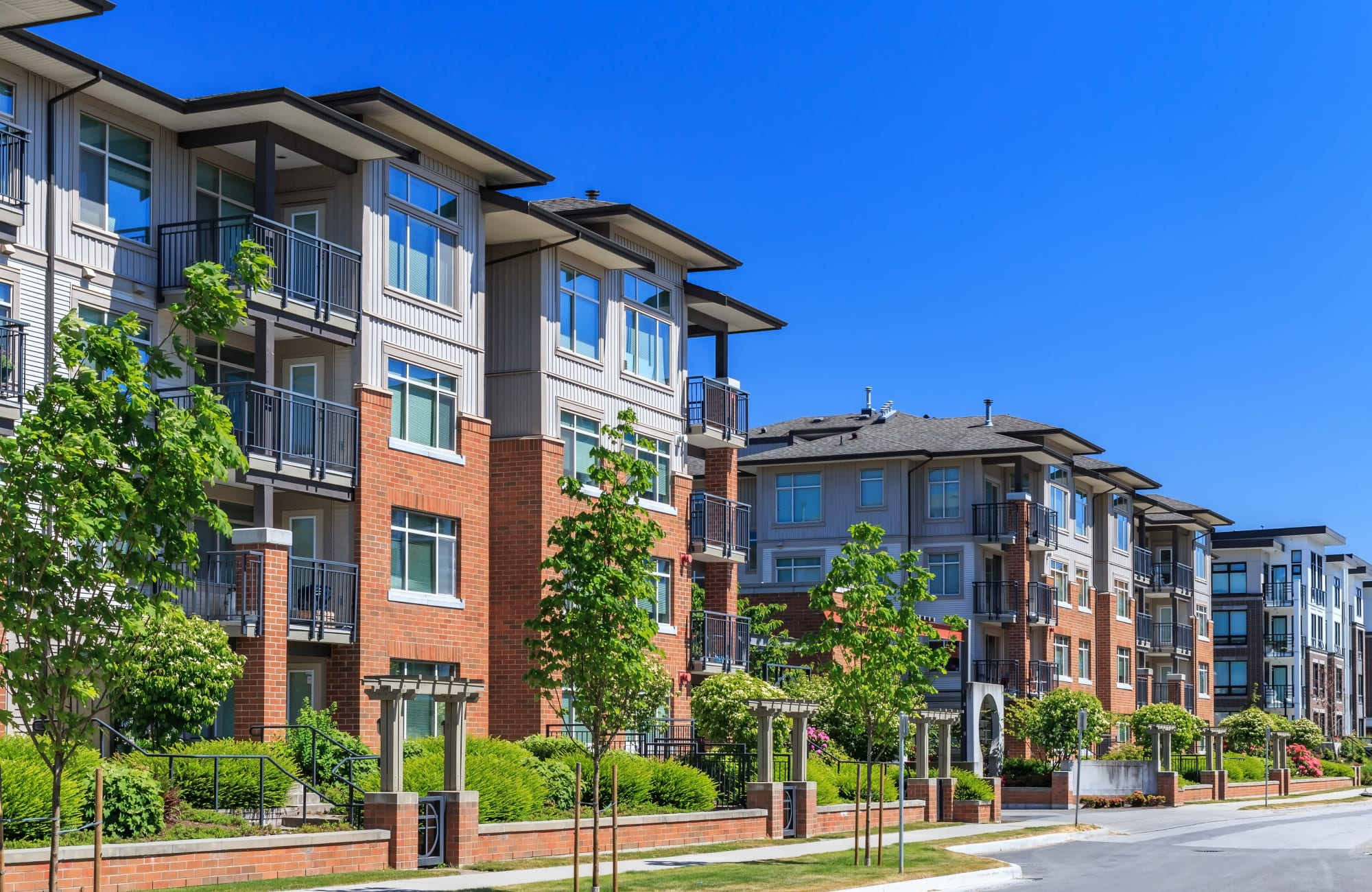 Apartments with American Property Management in Bellevue, Washington