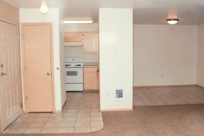 Spacious apartments at River Rock Apartments in Spokane Valley, WA