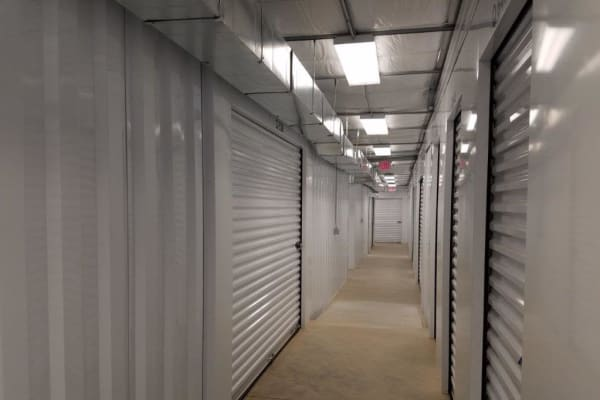Climate Controlled self storage units for rent in Raleigh, North Carolina