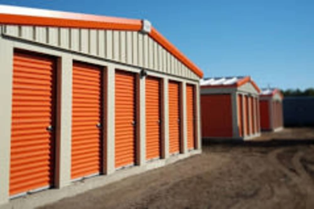 Storage units at Apple Self Storage - Thunder Bay - Intercity in Thunder Bay, Ontario