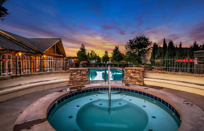 Spa at Broadmoor Ridge Apartment Homes