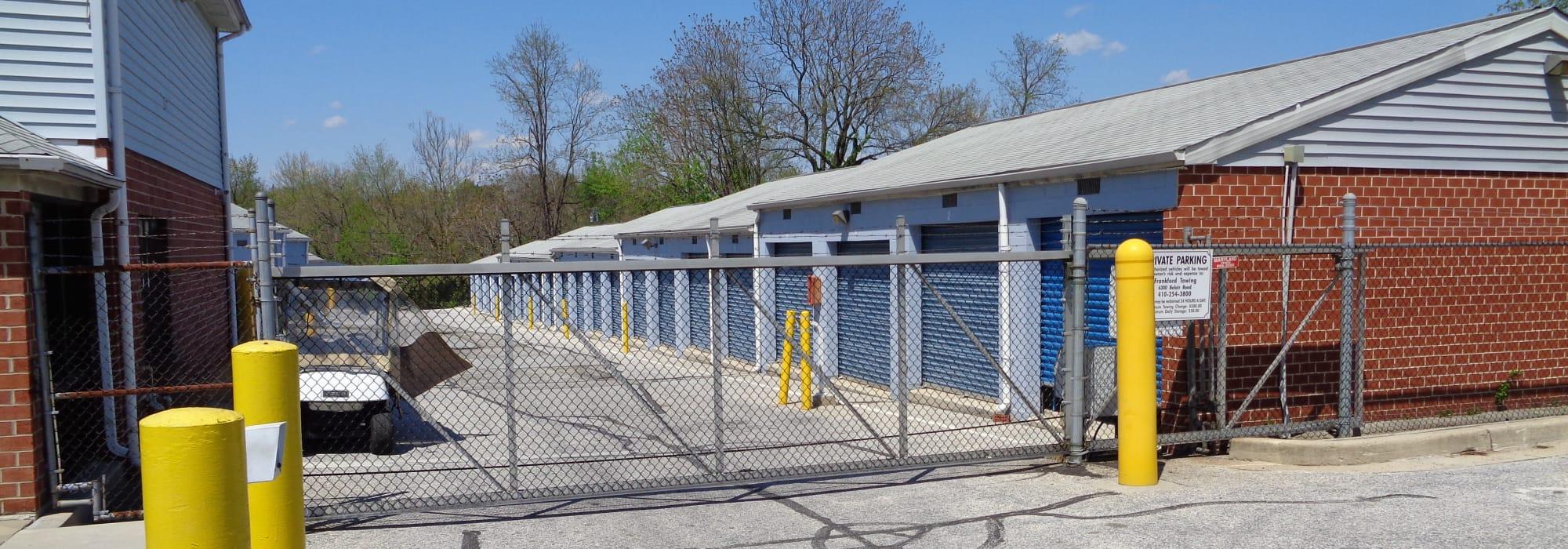 Prime Storage in Baltimore, MD