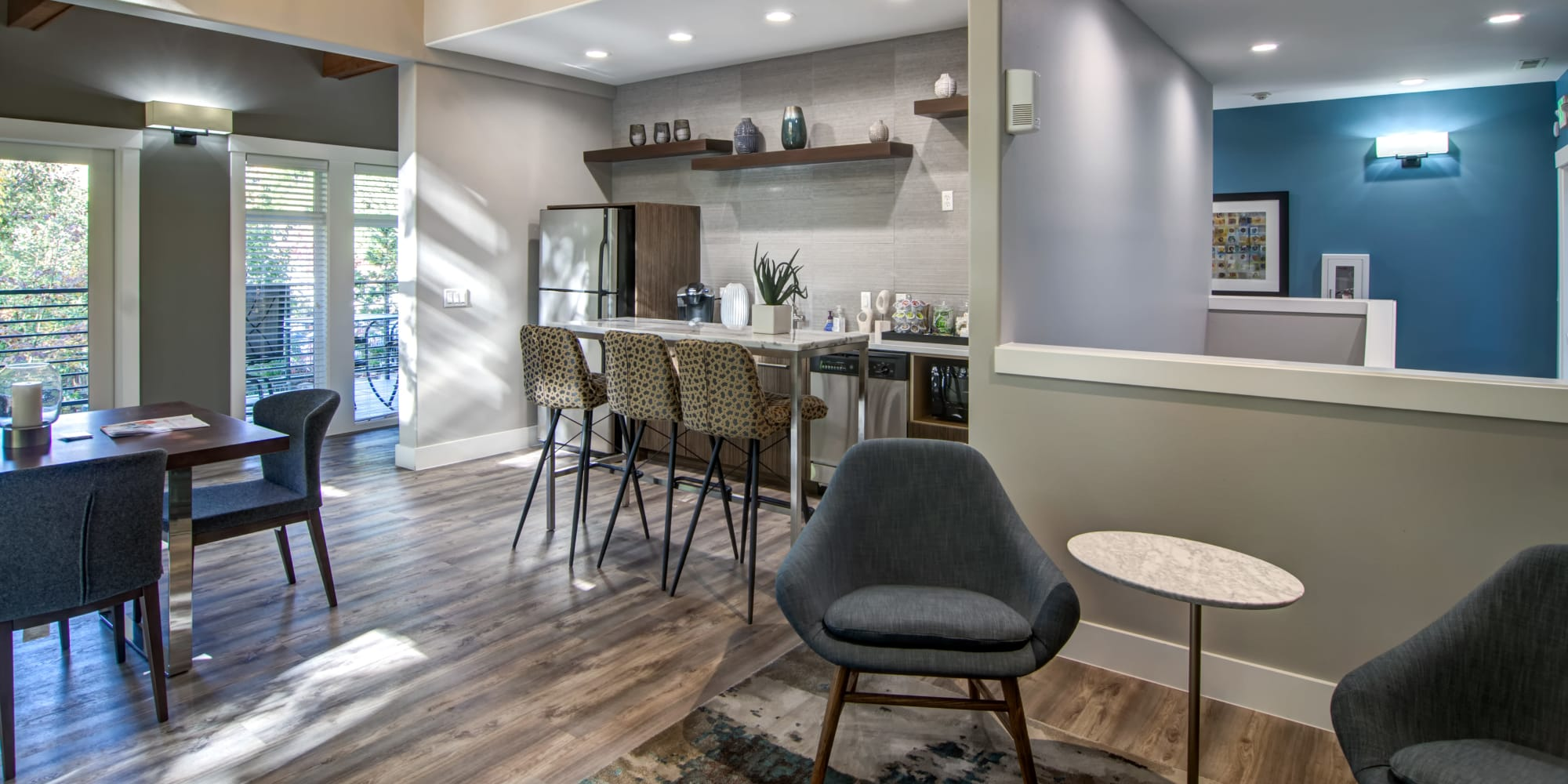 Apartments at Sofi at Forest Heights in Portland, Oregon