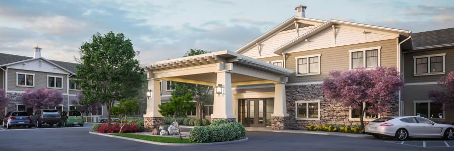 Future Clearwater Senior Living community in Reno, Nevada