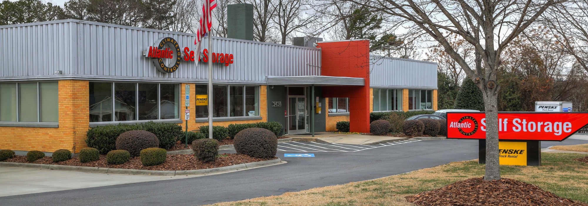Self storage in Charlotte NC