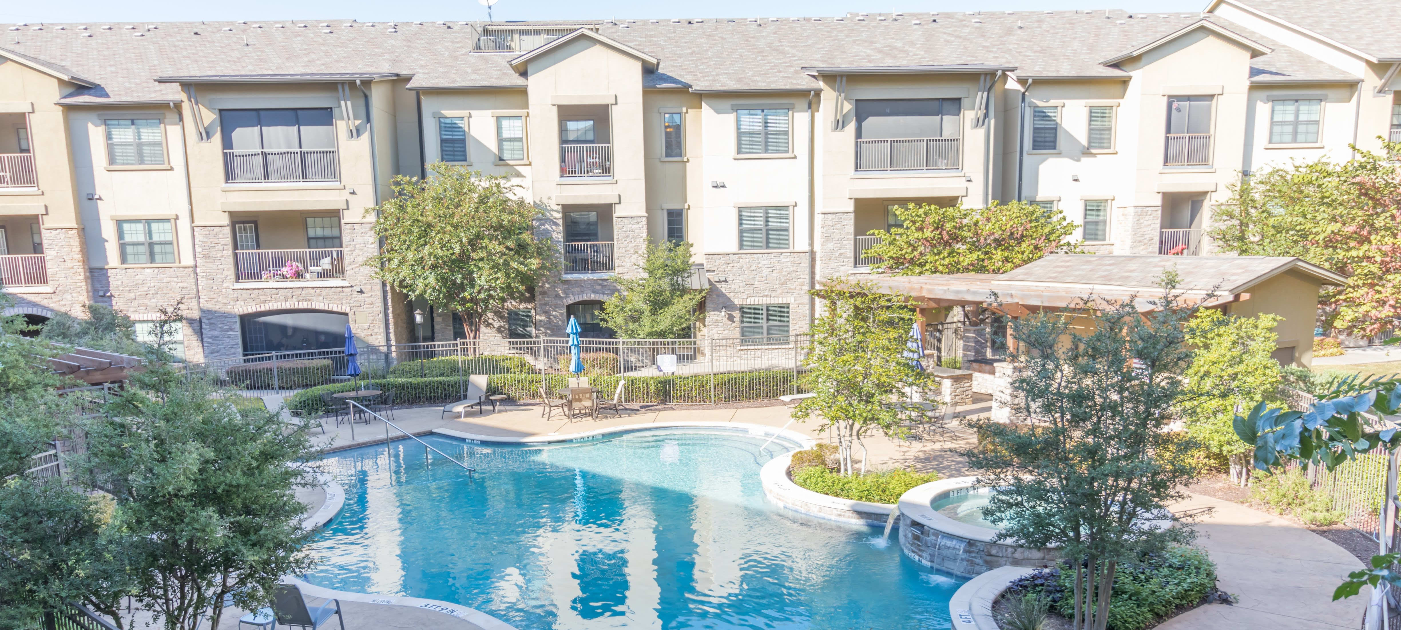 Senior living options at the senior living community in Allen