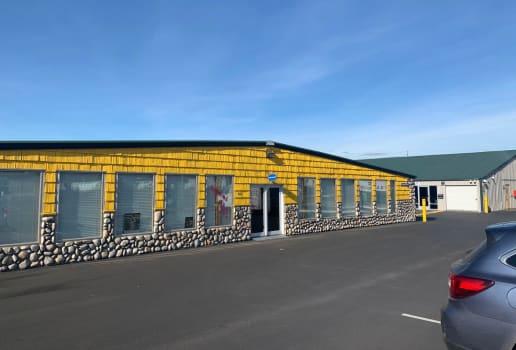 View of facility at ABC Mini Storage in Pacific, WA