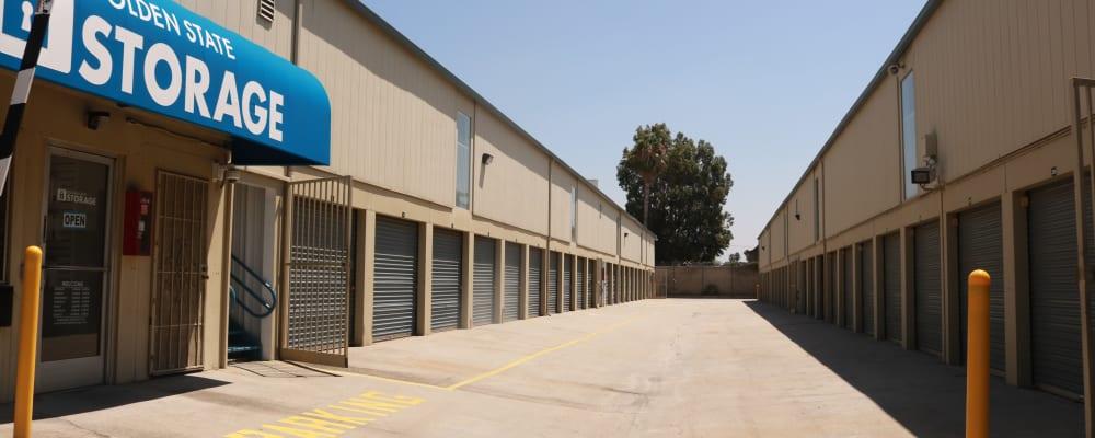 Secure storage on Sepulveda Boulevard in North Hills