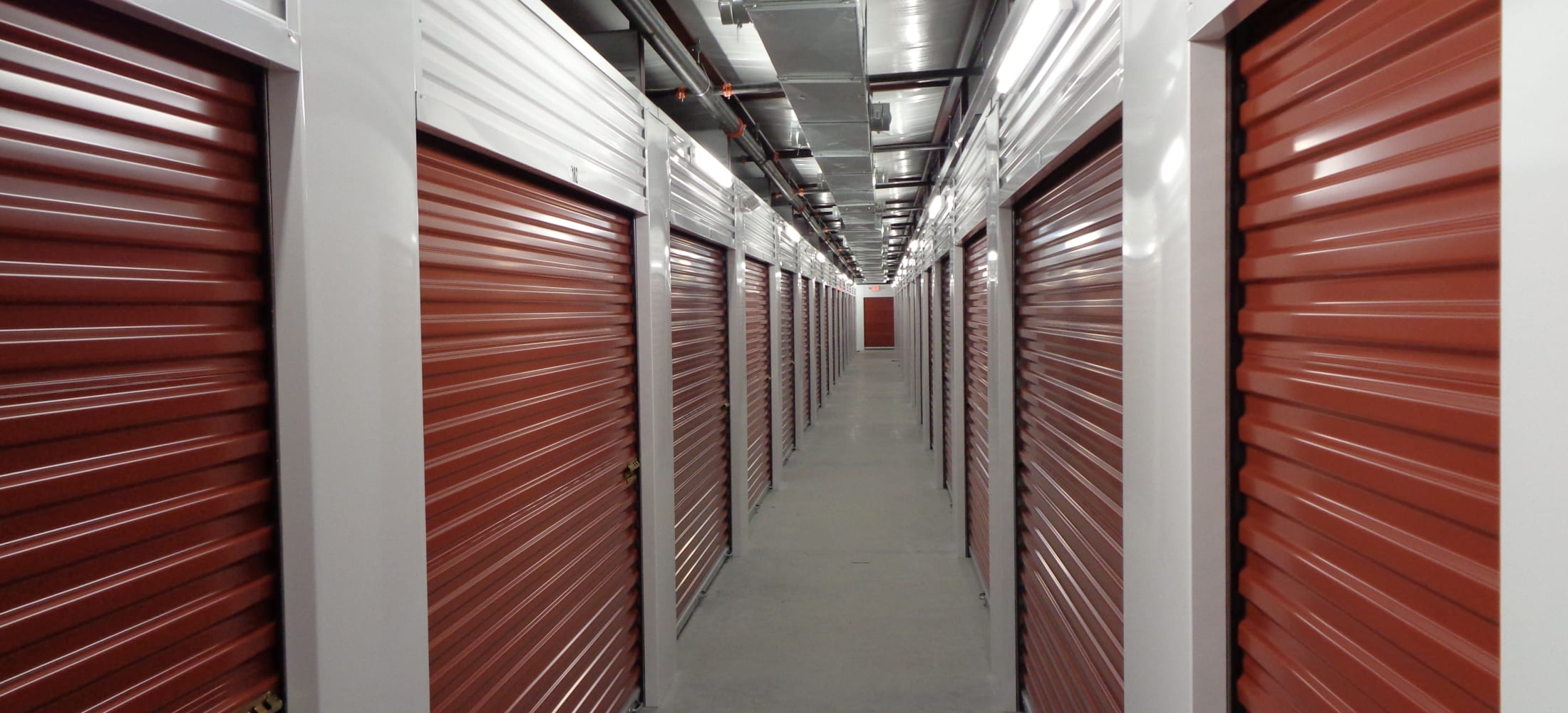 Interior units at Storage Authority Walters Rd in Houston, TX