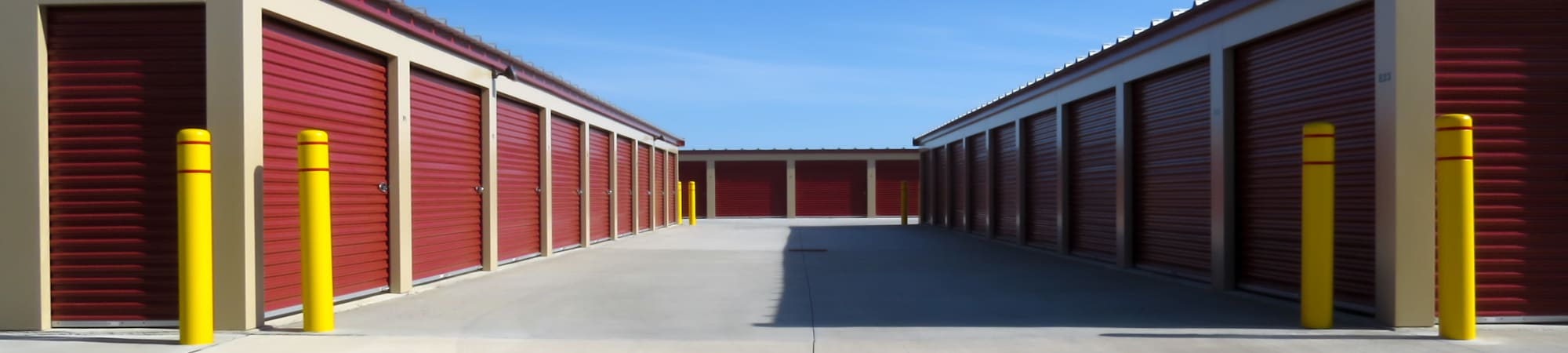 Auto, boat, and RV storage at Handy Storage in Pembroke Pines, Florida