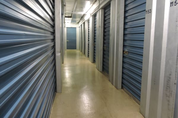 inside storage units at Store It All Self Storage - Judson in San Antonio