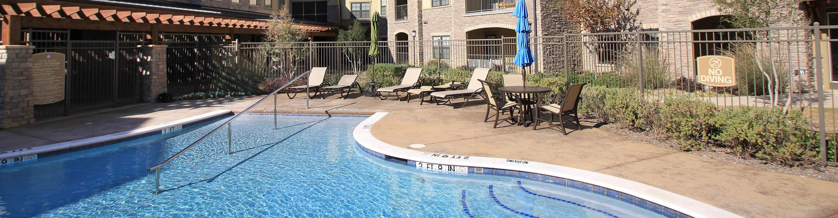 Senior living community in Allen, TX