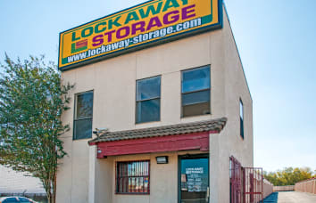 View our West Ave self storage location