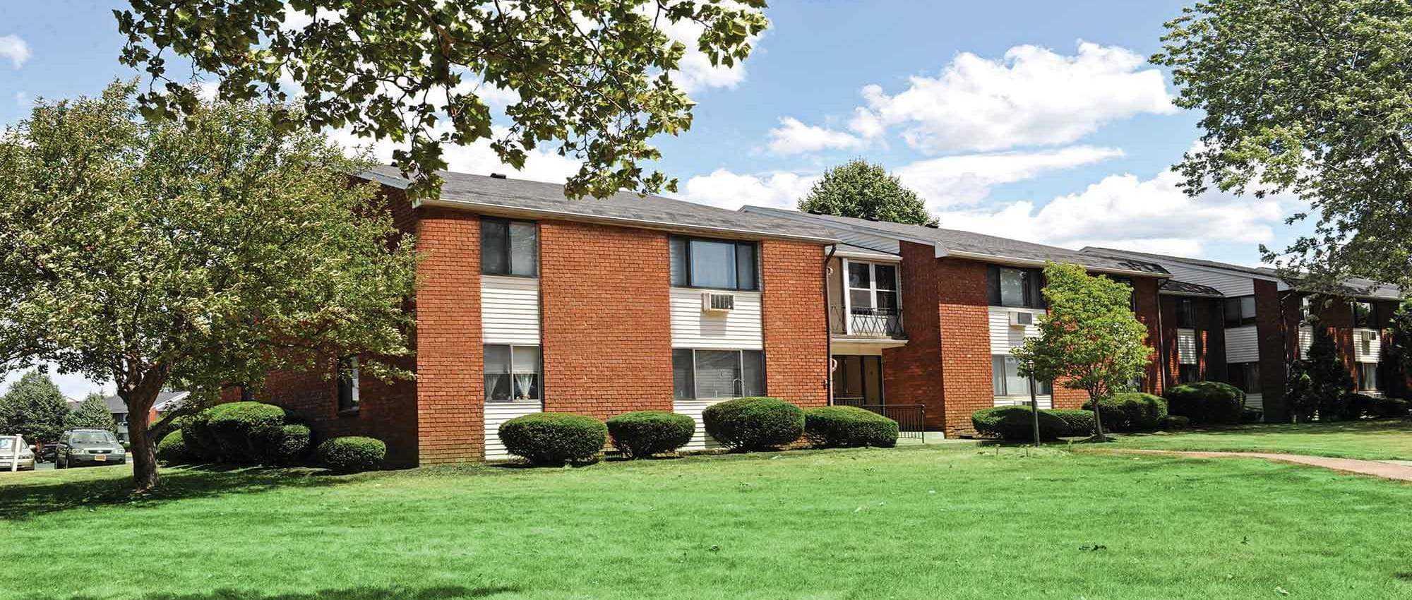 Apartments at King's Court Manor Apartments in Rochester, New York