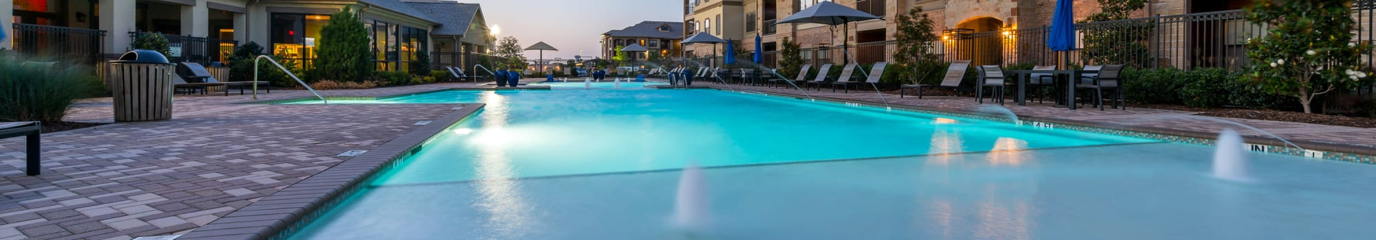 Amenities at Sorrel Phillips Creek Ranch in Frisco, Texas