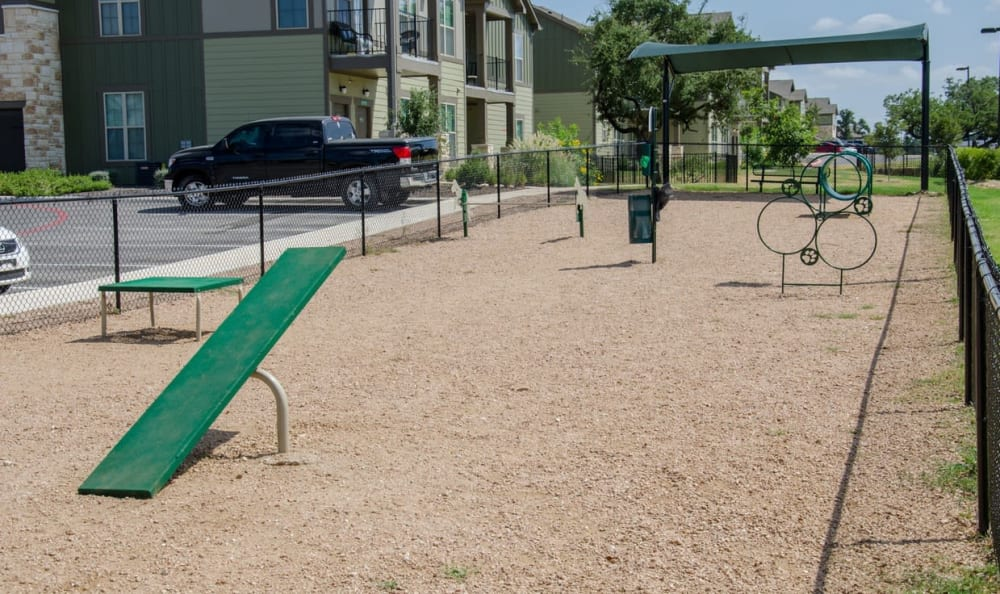 playground at Springs at May Lakes in Oklahoma City, OK