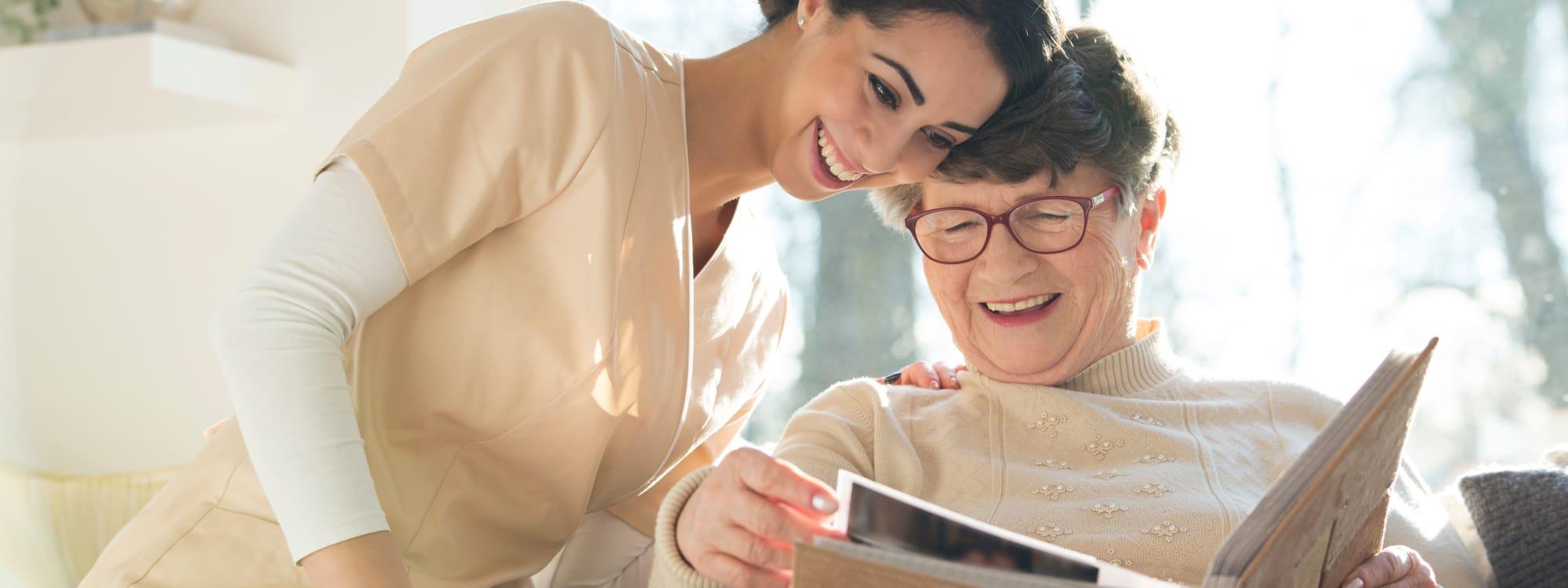 Community Search - Memory Care at Ebenezer Senior Living