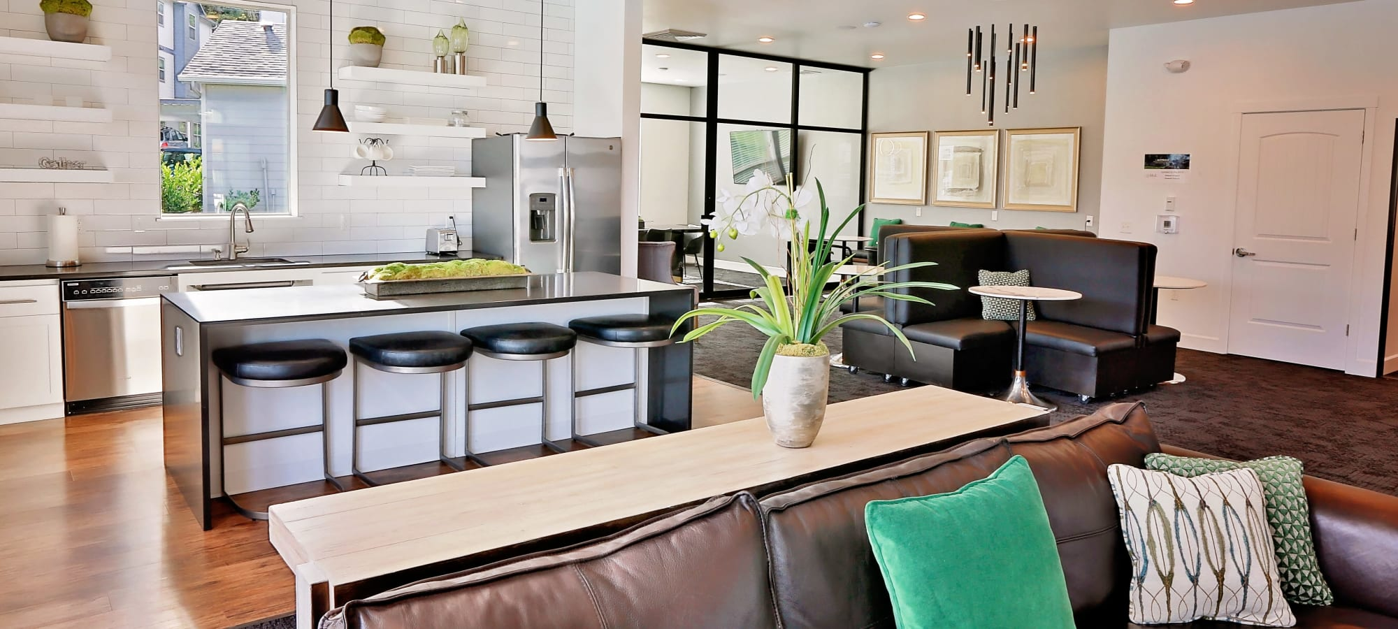 Apartments at The Boulevard in Philomath, Oregon