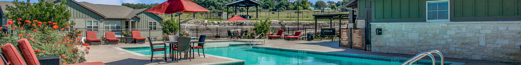 Contact us at Overlook at Stone Oak Park in San Antonio, Texas