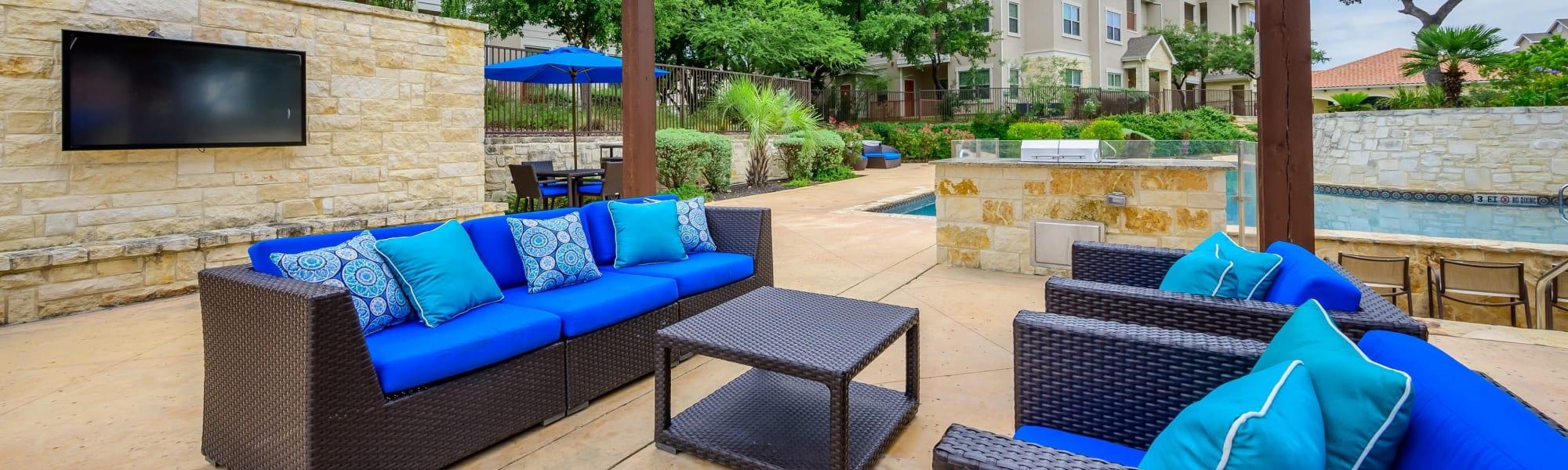 Amenities at Pecan Springs Apartments in San Antonio, Texas