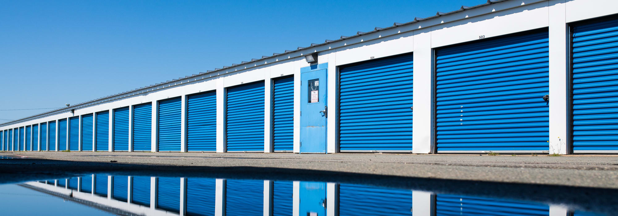 Storage units for rent at Apple Self Storage - Saint John West in Saint John, New Brunswick