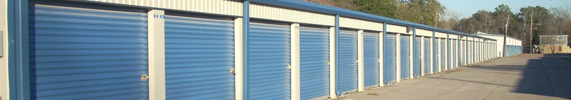 Features at AAA Alliance Self Storage in Humble, Texas