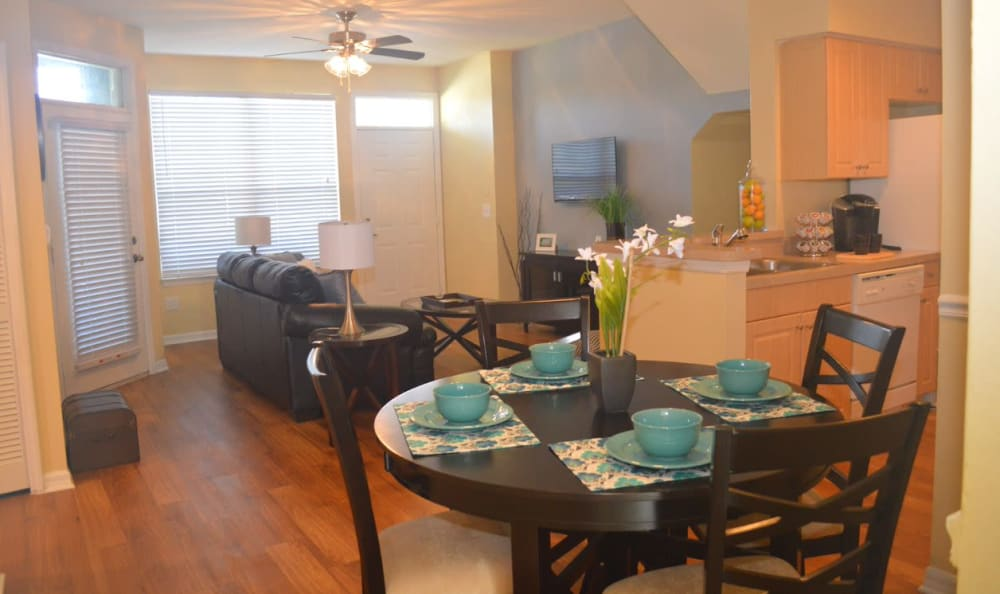 two bedroom apartment for rent at Springs at Palma Sola in Bradenton, FL