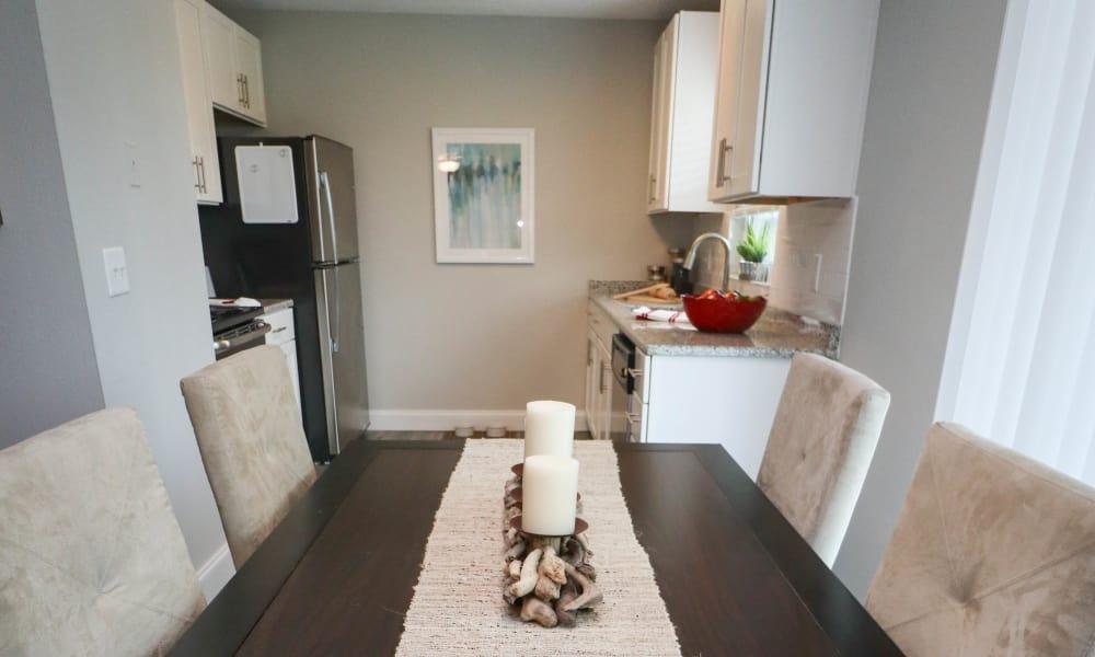 Ridgeview Apartments renovated apartments in Seminole, Florida