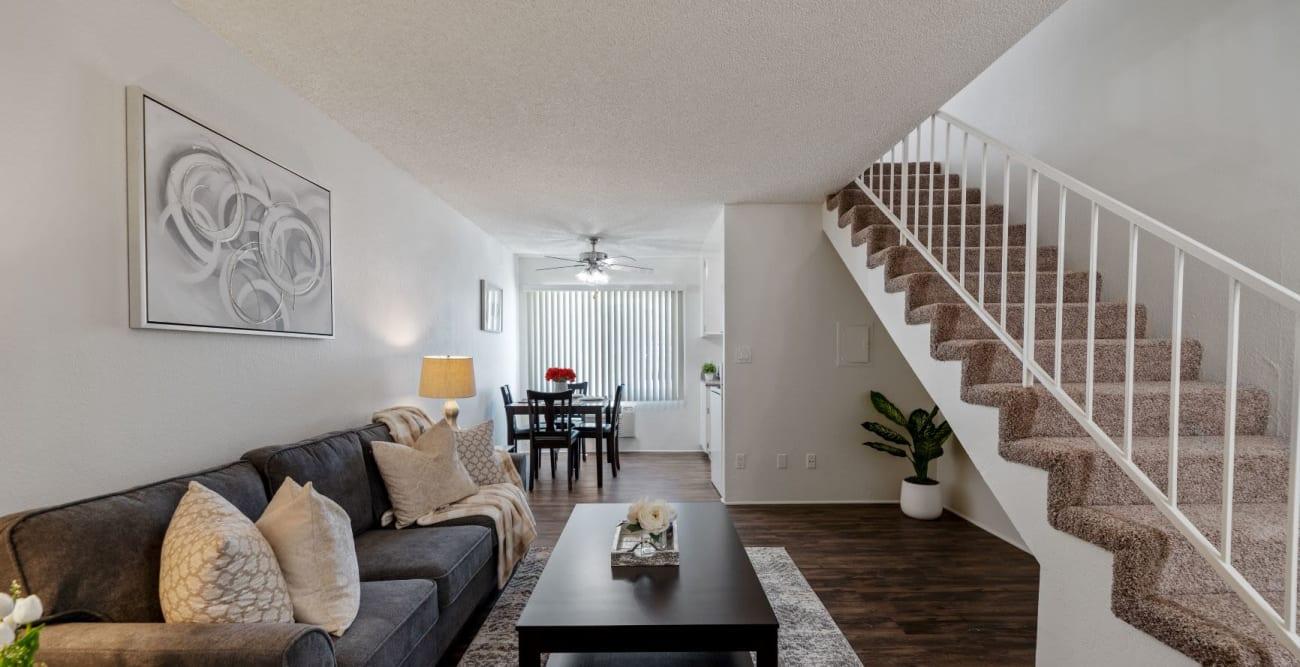 Apartment at The Embassy Apartments in Sherman Oaks, California