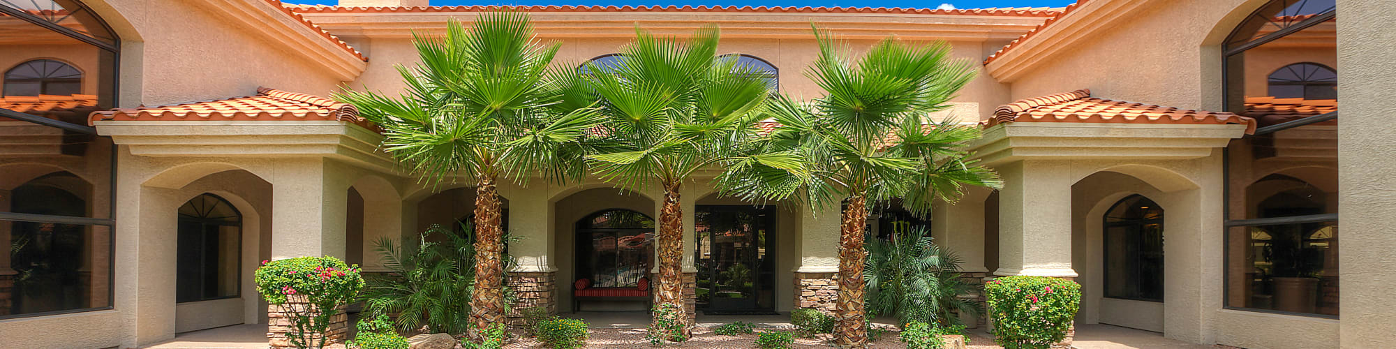 Contact us at San Palacio in Chandler, Arizona