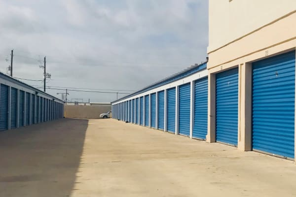Self storage units for rent at Store It All Self Storage - McPherson in Laredo, Texas