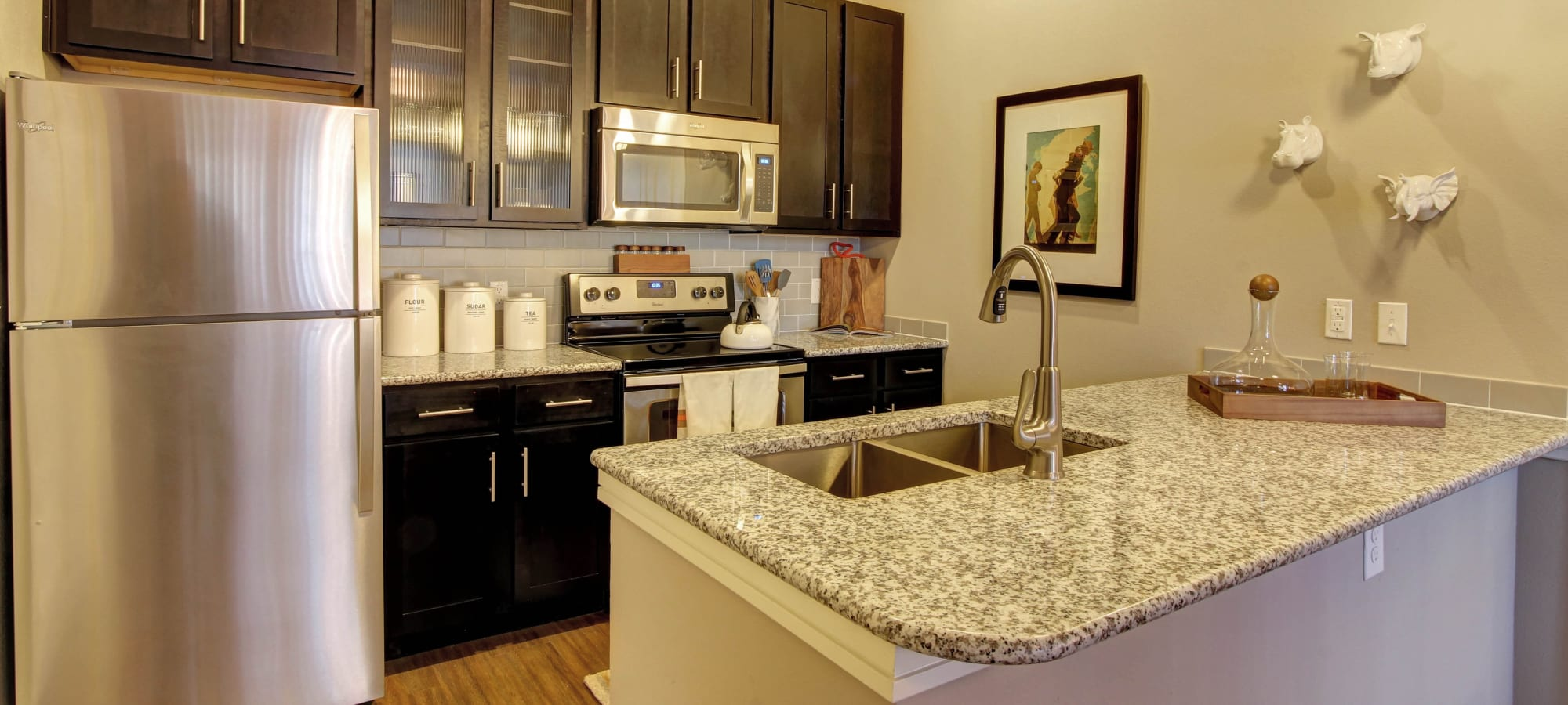 Floor plans at Marquis at Barton Trails in Austin, Texas