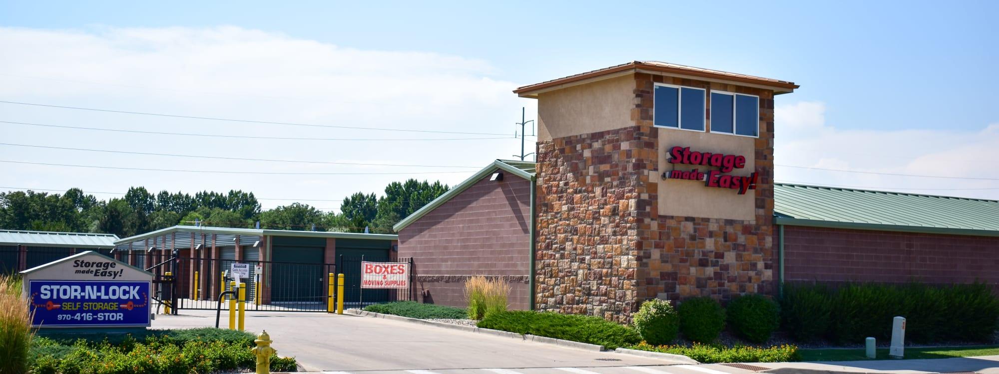 STOR-N-LOCK Self Storage in Fort Collins, Colorado