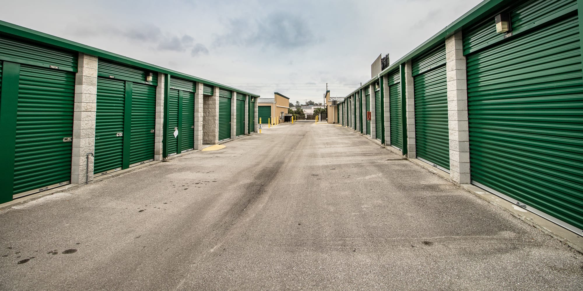 Self storage in Belleview FL