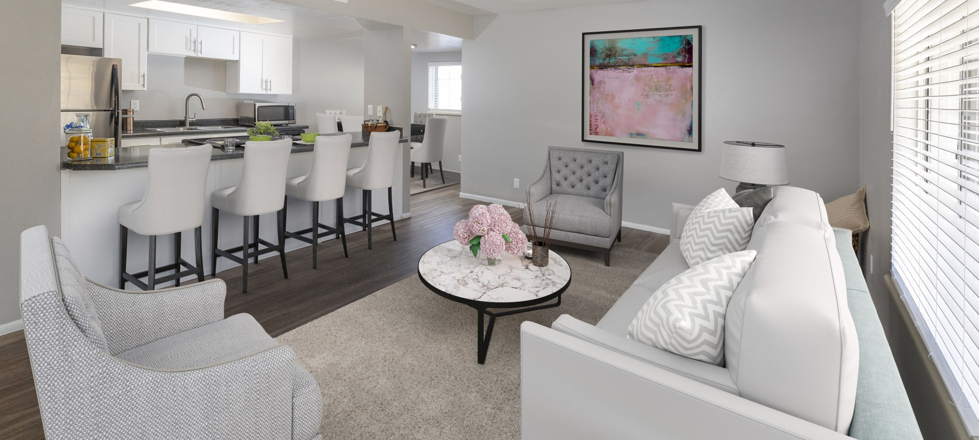 Bountiful, Utah apartments at Windgate Apartments