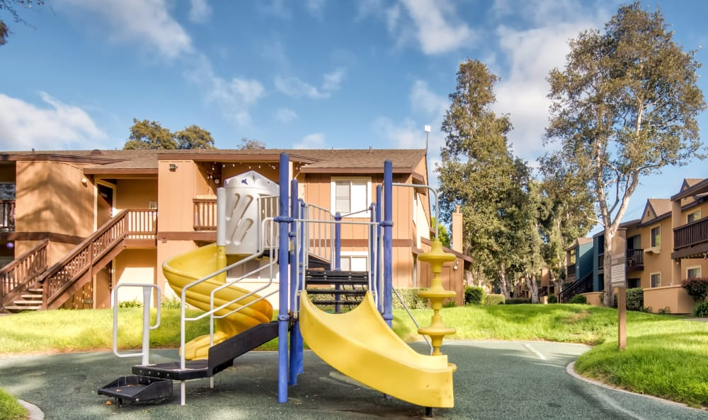 Playground at Terra Nova Villas in Chula Vista, CA