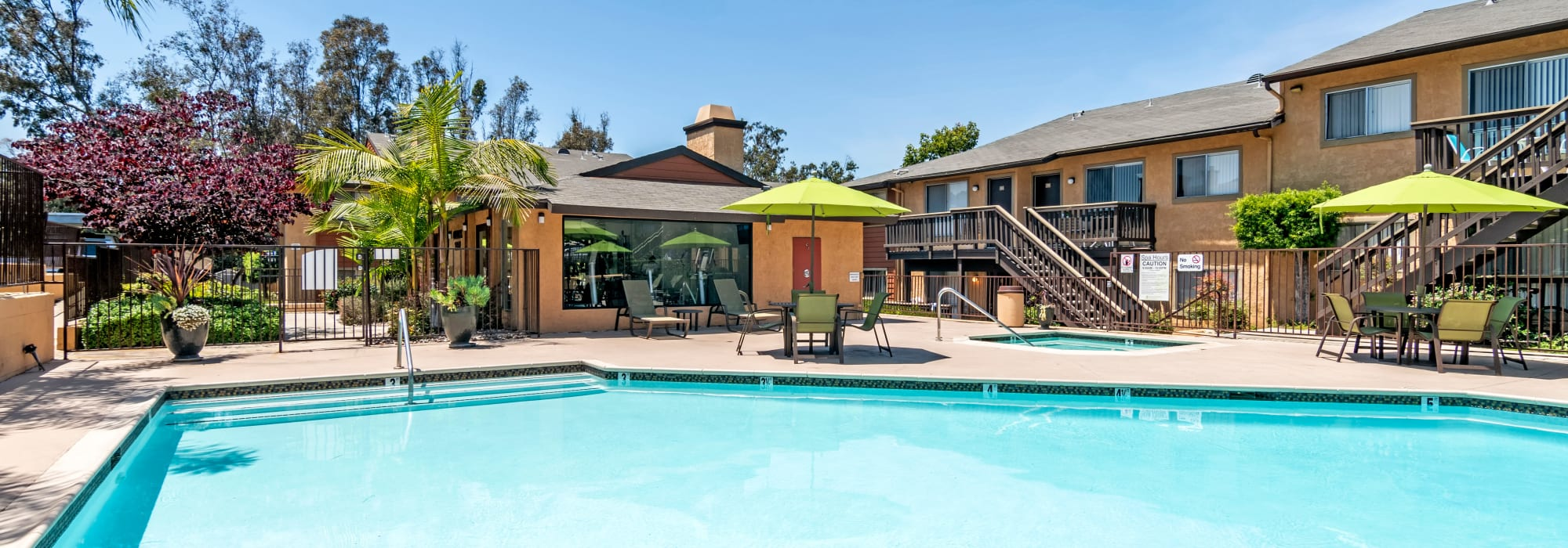 Contact us at Hillside Terrace Apartments in Lemon Grove, California