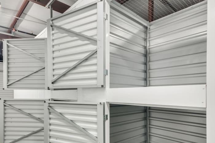 Units at Space Shop Self Storage in Smyrna, Georgia