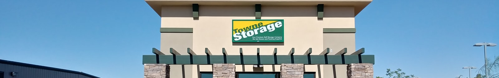 Hours and directions to Towne Storage - Buffalo in Las Vegas, Nevada