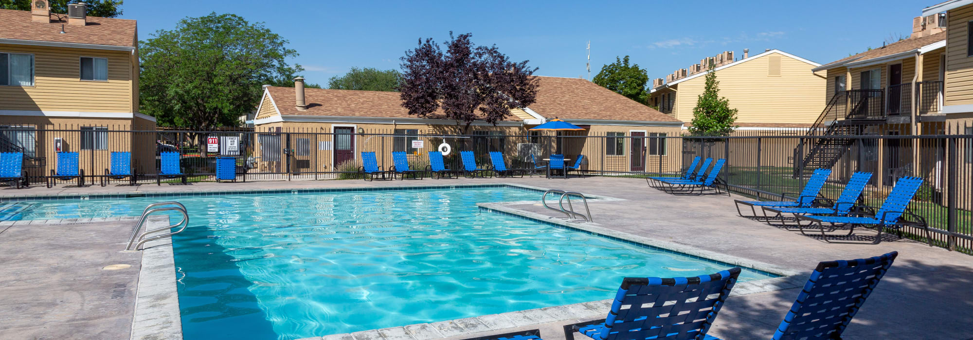 Pet friendly living at Callaway Apartments in Taylorsville, Utah
